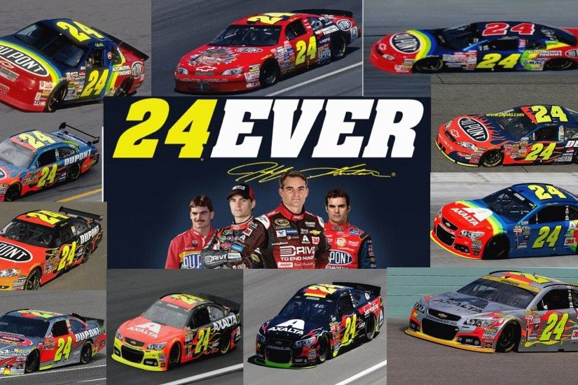 Jeff Gordon Wallpapers - WallpaperPulse
