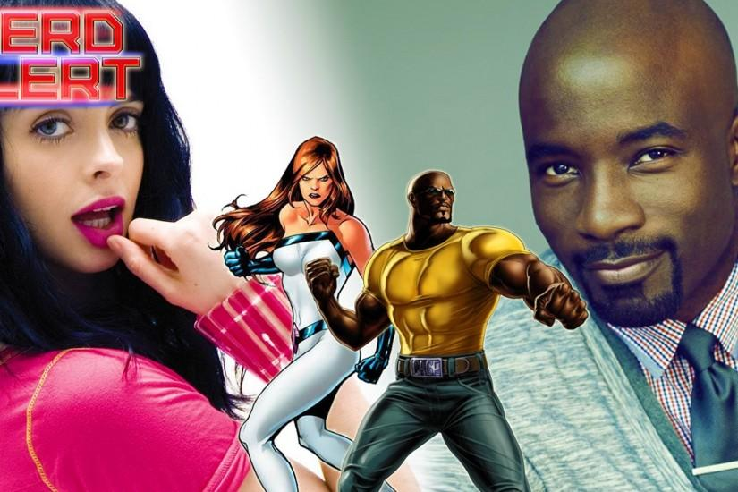 Can Jessica Jones, Daredevil, & Luke Cage Be in Marvel Movies? - YouTube