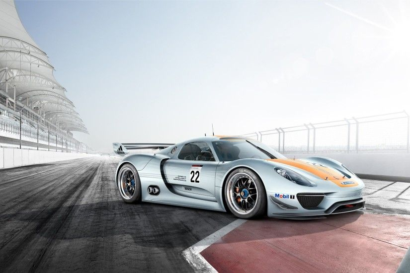 2011 Porsche 918 RSR Wallpapers | HD Wallpapers