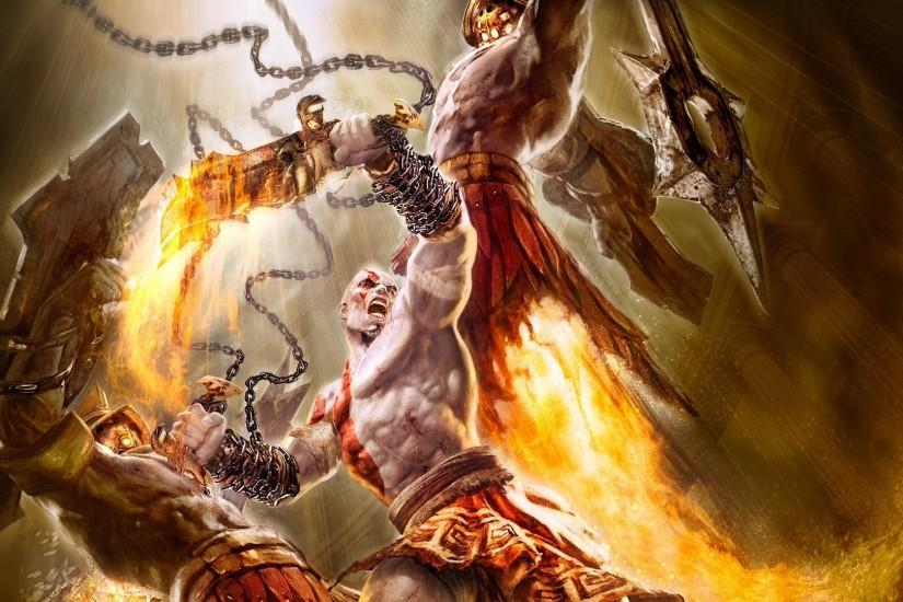 kratos god of war | Kratos - God of War wallpaper