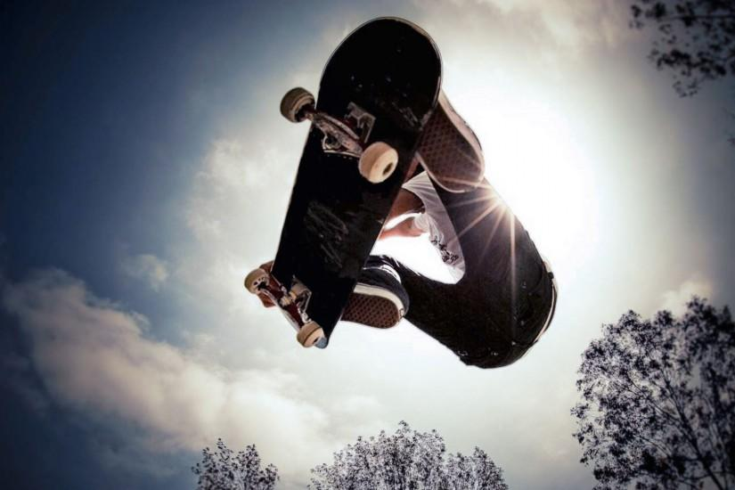 Skateboarding Wallpapers HQ