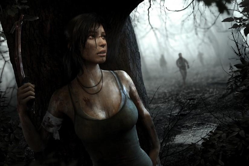 popular tomb raider wallpaper 2560x1600