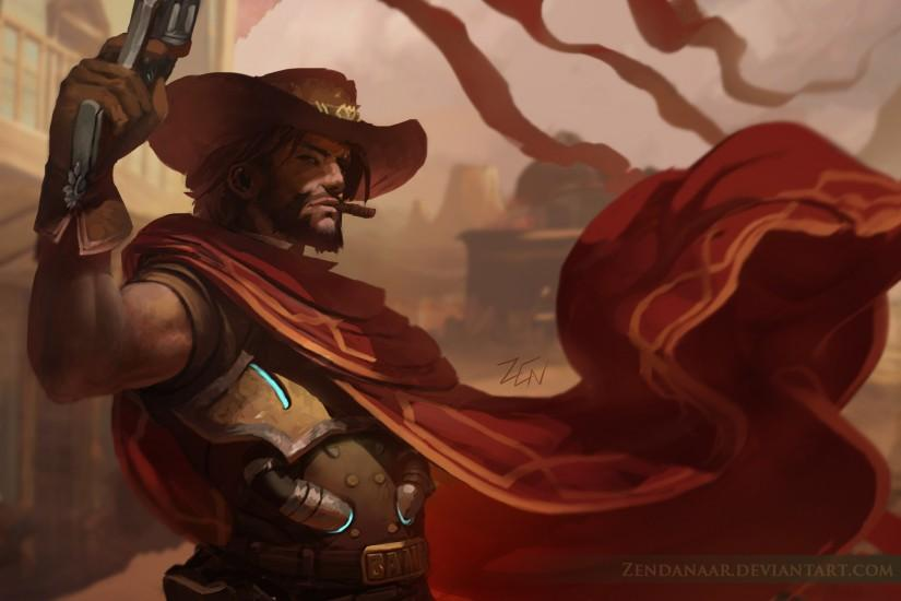 popular mccree wallpaper 1958x1324 for hd 1080p