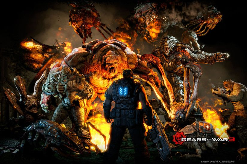 Full HD p Gears of war Wallpapers HD Desktop Backgrounds | HD Wallpapers |  Pinterest | Wallpaper
