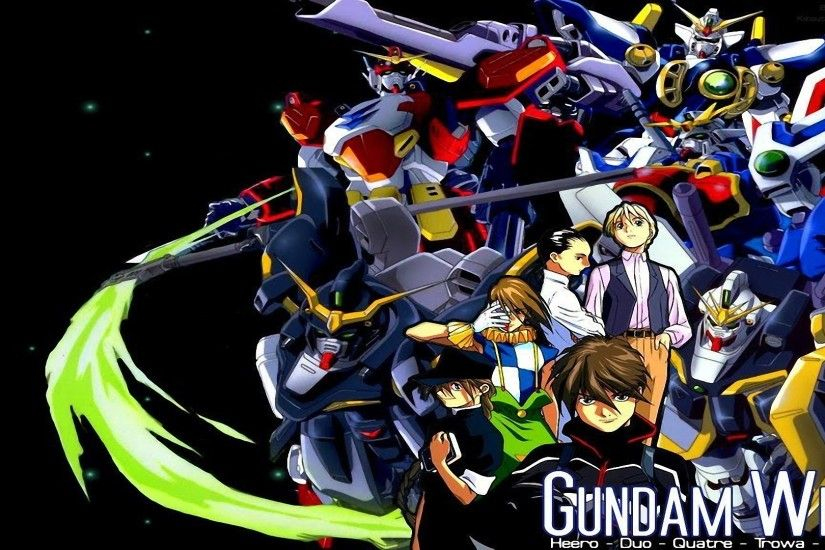 3 Gundam Wing: Endless Duel HD Wallpapers | Backgrounds - Wallpaper Abyss