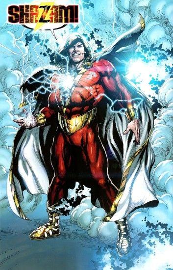 Captain Marvel Shazam Wallpaper