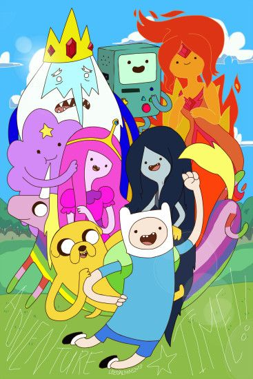 Adventure time ^-^ - adventure-time-with-finn-and-jake Fan Art