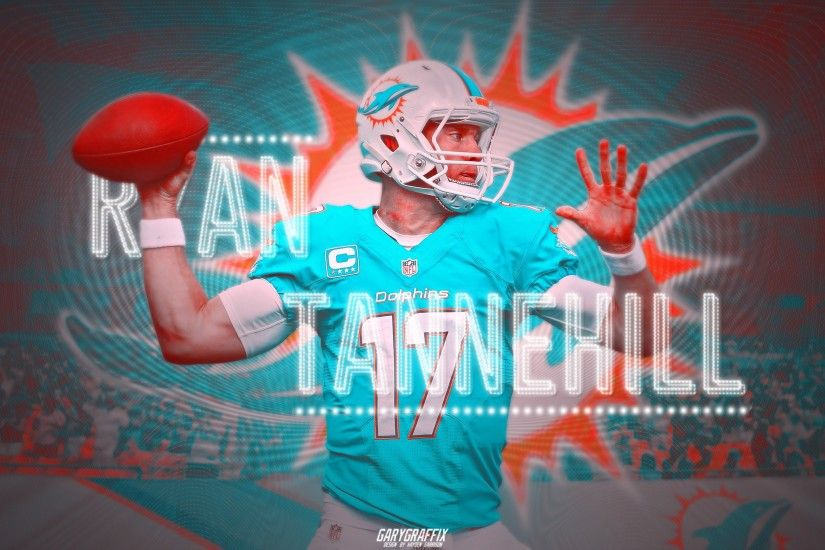 miami dolphins ryan tannehill wallpaper