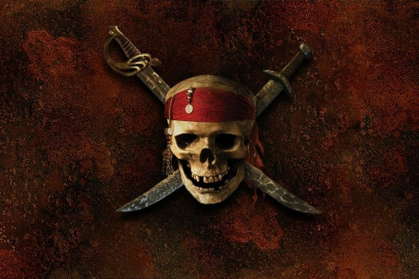 Film - Pirates Of The Caribbean: The Curse Of The Black Pearl Bakgrund