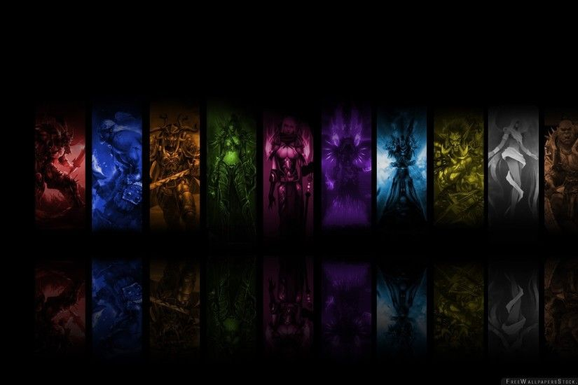 Download Free Wallpaper World Warcraft Priest Mage Shots Photos Characters  Fan Art