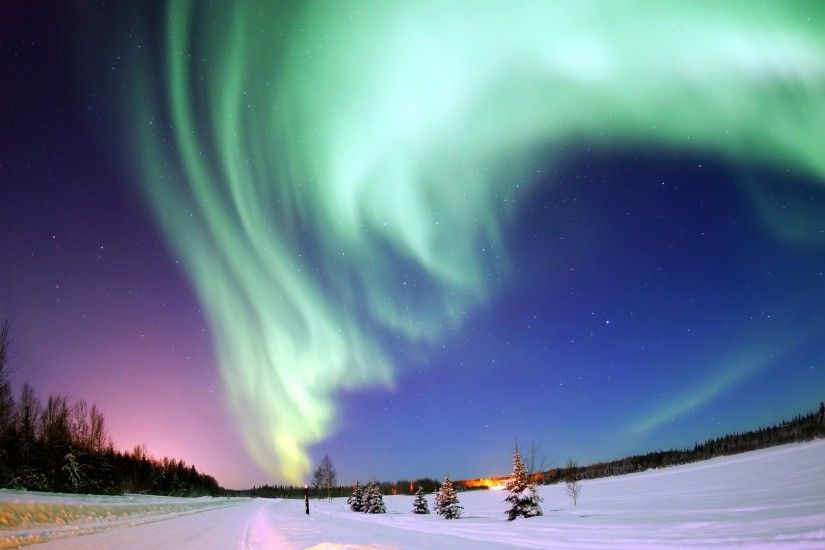 Northern Lights Wallpaper 21156
