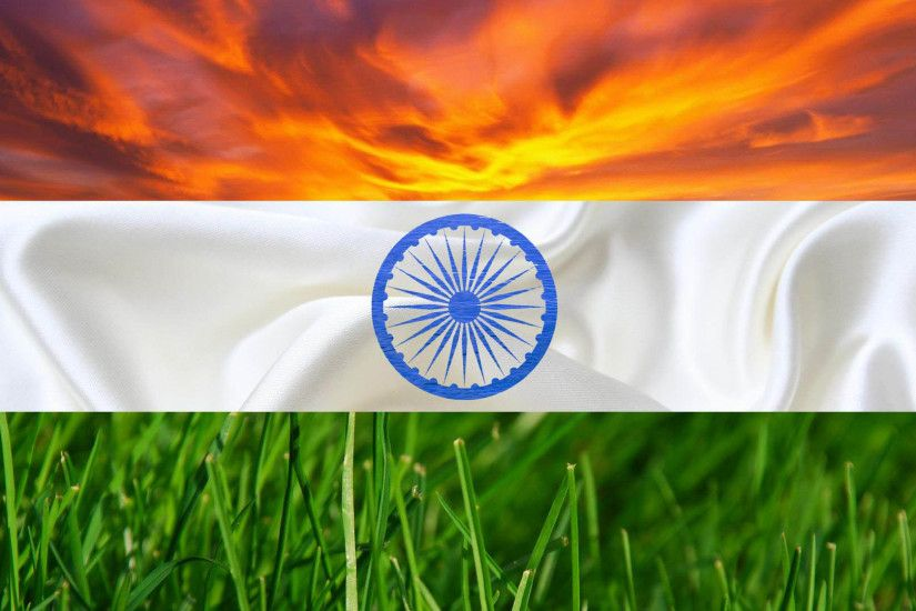 Happy independence day indian flag with ashok chakra hd wallpaper. Â«Â«
