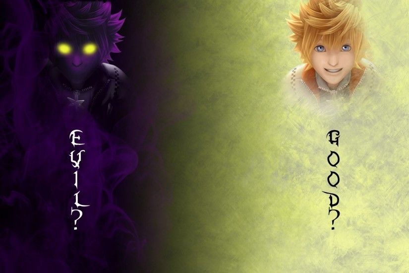 Kingdom Hearts Roxas Wallpapers Wide