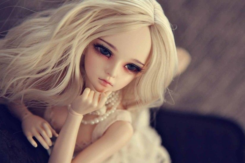 Doll Blonde Look Wallpaper | HD Anime Wallpaper Free Download ...