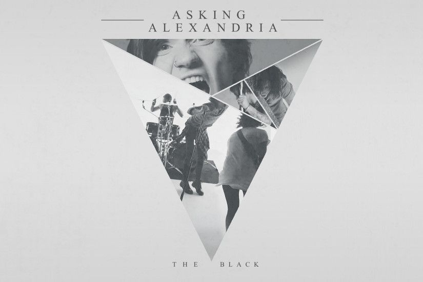... Asking Alexandria The Black Wall by thepariah6
