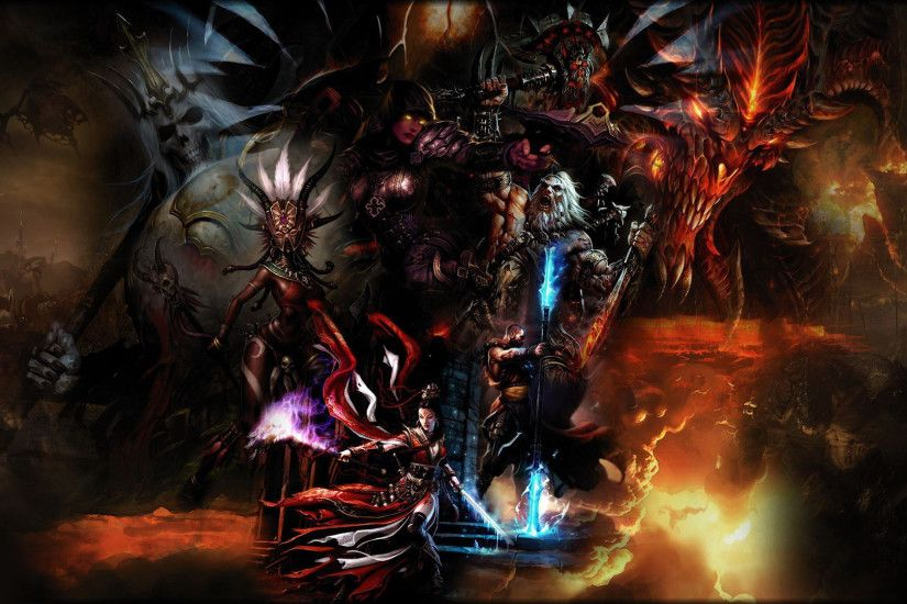 Diablo III Full HD Wallpaper and Background | 1920x1080 | ID:437205 ...