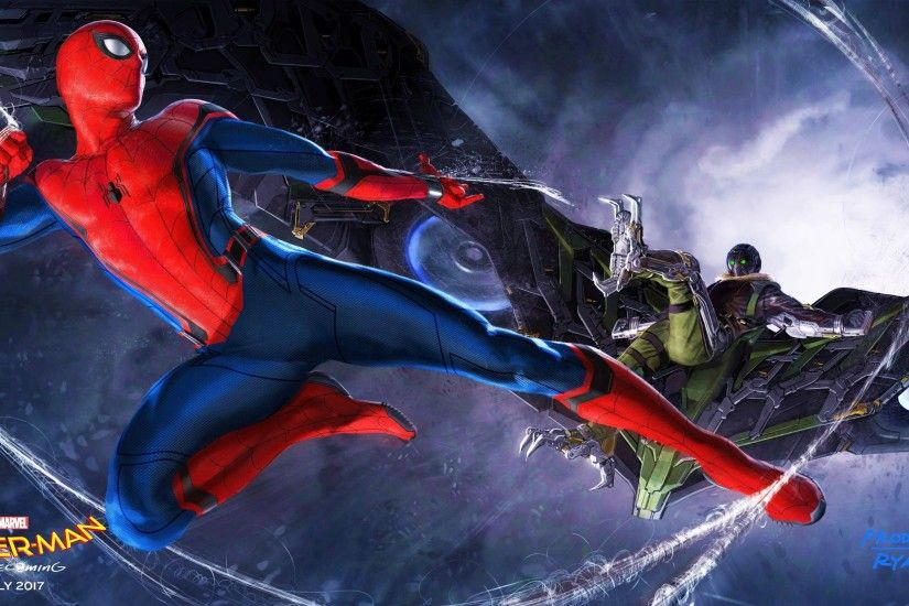 Spider-Man: Homecoming Backgrounds Spider-Man: Homecoming Pictures