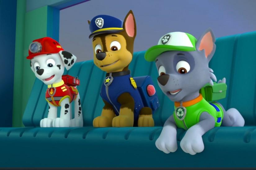 Paw Patrol Wallpaper - QyGjxZ
