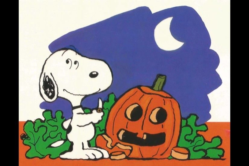 Snoopy: The Great Pumpkin