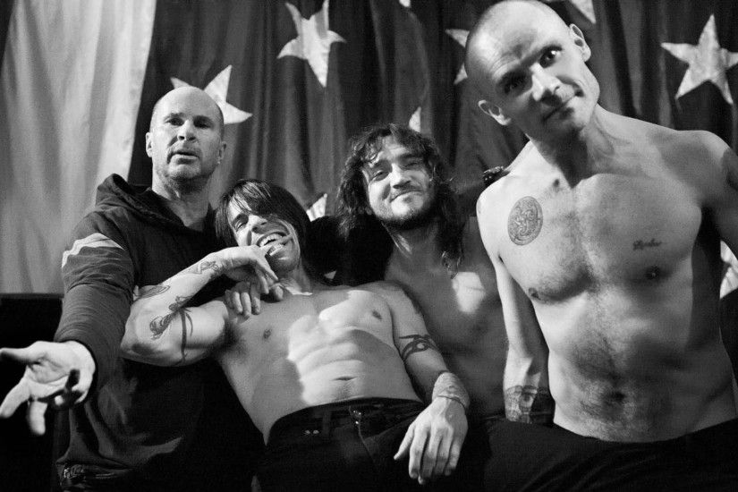 Red Hot Chili Peppers 2013