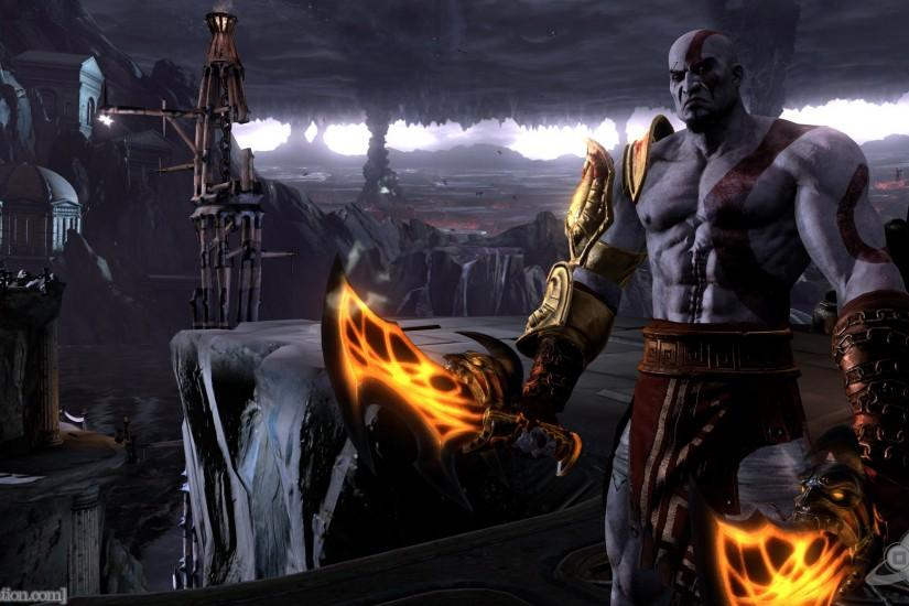 God war wallpaper desktop godofwar3 media wallpapers ps3