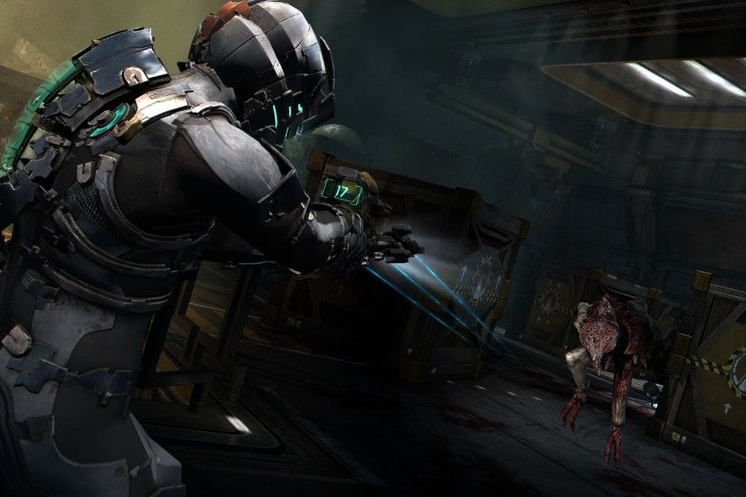 HD Wallpaper | Background ID:261175. 3840x2160 Video Game Dead Space 2