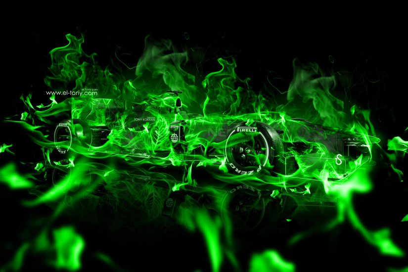 Awesome Black Green Wallpapers, HD Wallpapers Pack 412 | Free Download