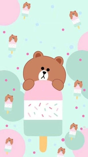 Wallpaper Designs, Wallpaper Backgrounds, Iphone Wallpapers, Rilakkuma,  Popsicles, Icecream, Brow, Papo, Beetle