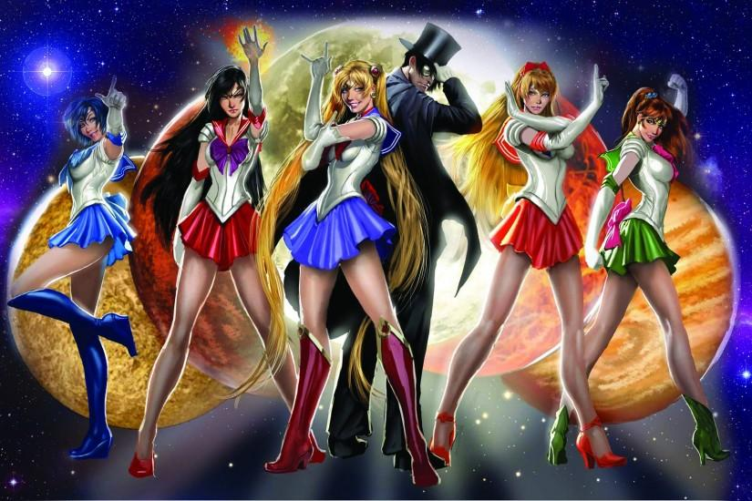Sailor Moon HD Wallpapers - Wallpaper, High Definition, High Quality .