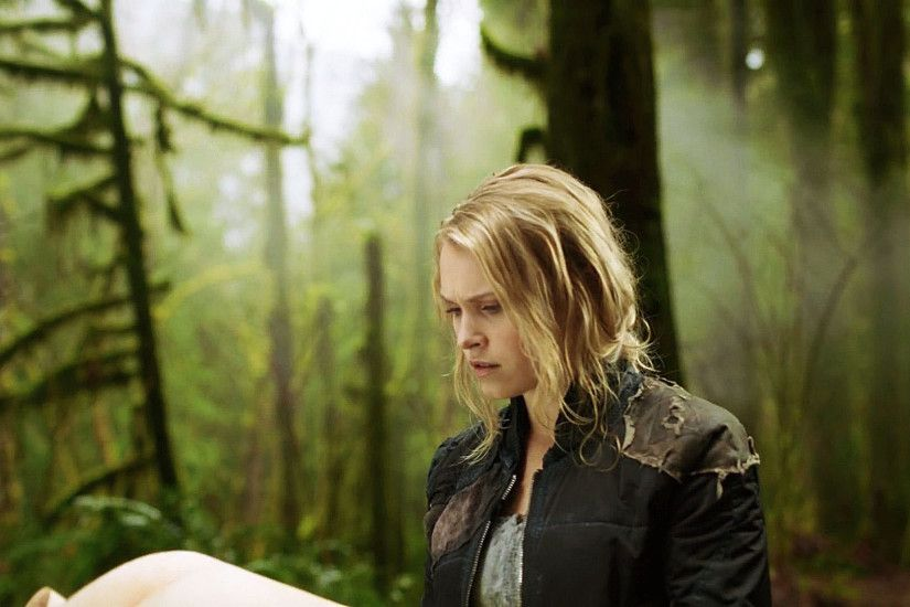 Clarke Griffin, The 100 1920x1080 wallpaper