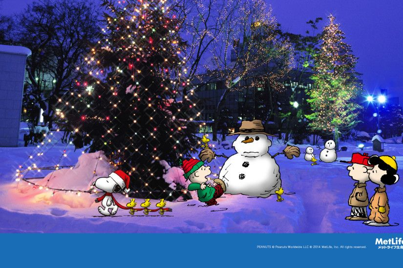 MetLife_2014calendar_1920x1080-xmas-NC.jpg (1920×1080) | desktop wallpaper  | Pinterest | Snoopy christmas, Snoopy and Peanuts snoopy