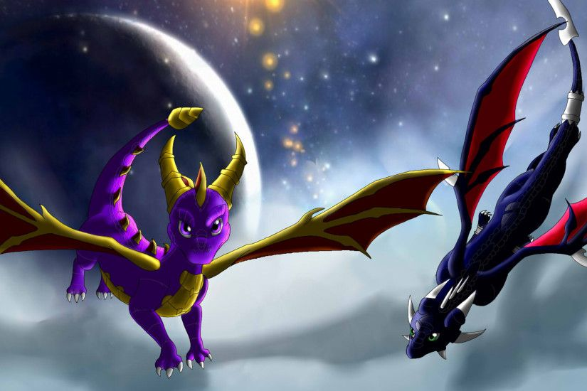 1 The Legend of Spyro: A New Beginning HD Wallpapers | Backgrounds -  Wallpaper Abyss