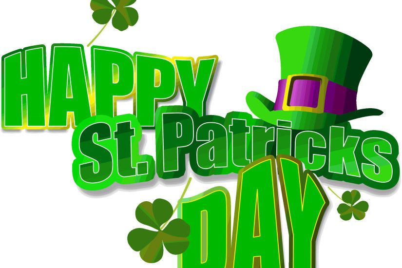 St. Patrick's Day ClipArt Cute and Happy Holidays | Download Free