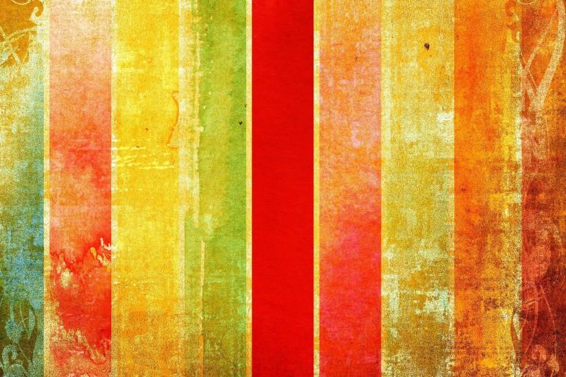 Preview wallpaper stripes, vertical, multi-colored, vintage 2560x1600