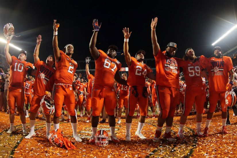 Clemson unfazed by 'Bama's bully persona | NCAA Football | Sporting News