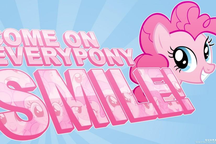 Pinkie Pie - Smile Song [My Little Pony: Friendship is Magic] [SUB] [CC]  [Full HD, 1080p] [Download]