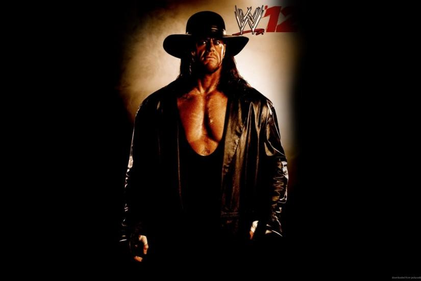 WWE Undertaker for 2560x1600