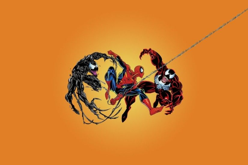 Spiderman Venom Carnage