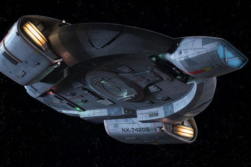 USS Defiant - Star Trek: Deep Space Nine [1920x1080]
