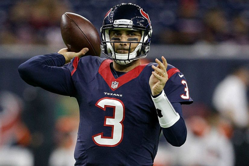 Tom Savage far from perfect, but Texans clinch AFC South | NFL | Sporting  News