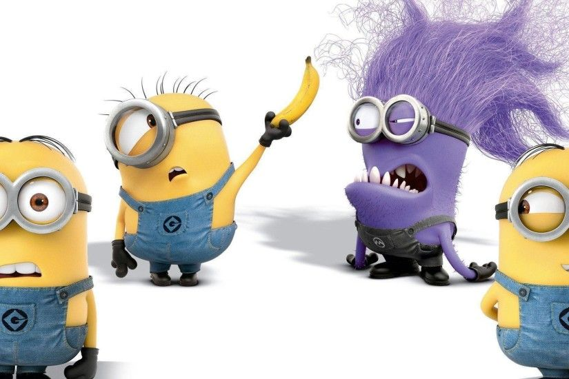 Minions - Despicable Me 2 wallpaper - Cartoon wallpapers - #