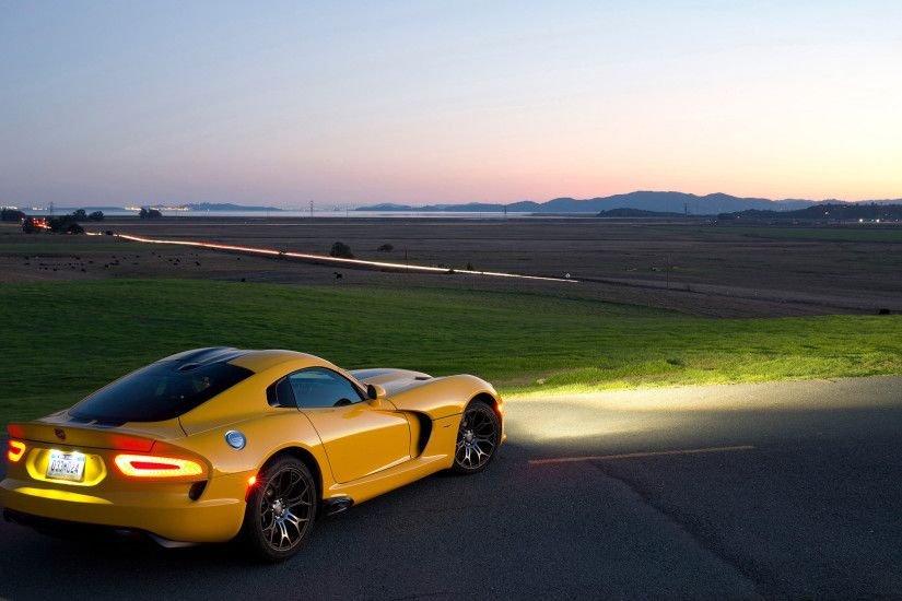 Dodge SRT Viper GTSR and Viper GTS HD Wallpaper x 2560×1440