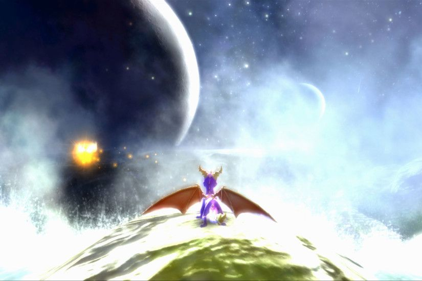 darkSpyro - The Legend of Spyro: Dawn of the Dragon - Gallery - Console - 79