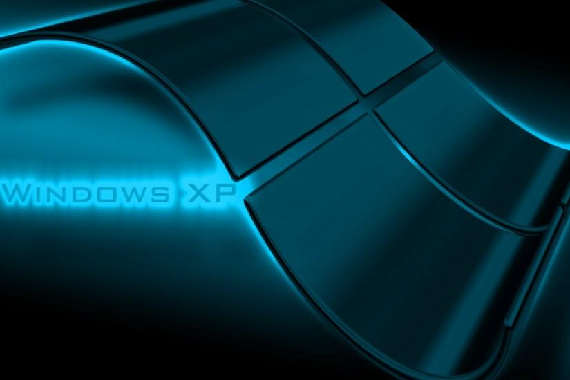 3840x2160 Wallpaper windows xp, system, glass, background, shadow