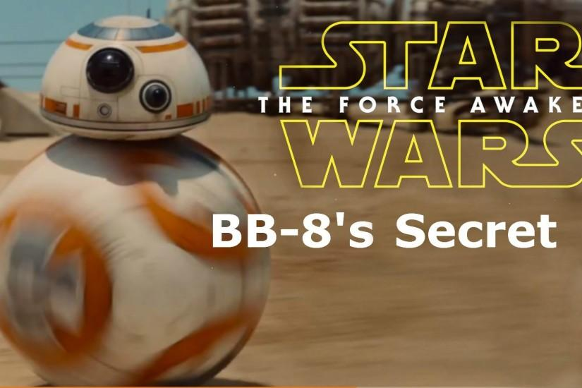 Force Awakens News: What Secret Does BB-8 Hold? (spoilers)