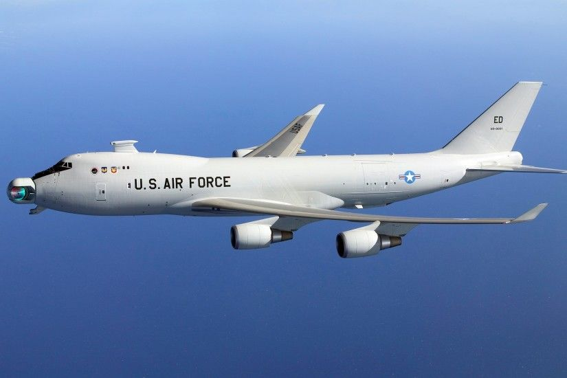 US Air Force, Military Aircraft, Boeing 747, Aircraft Wallpapers HD /  Desktop and Mobile Backgrounds