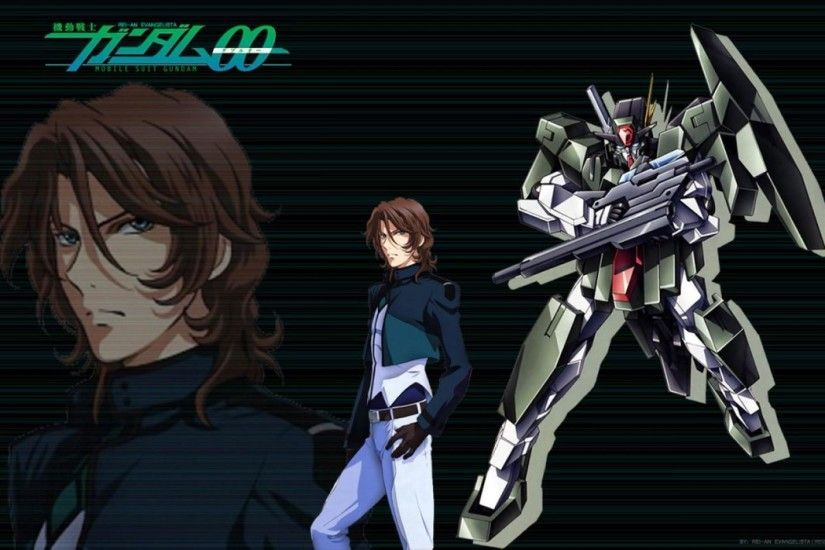 Mobile suit Gundam 00 : Lockon / Cherudim