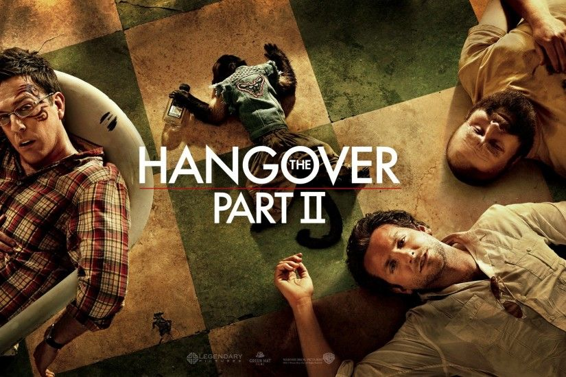 Hangover II wallpaper | Julian Kussman, Interactive Art Director ...