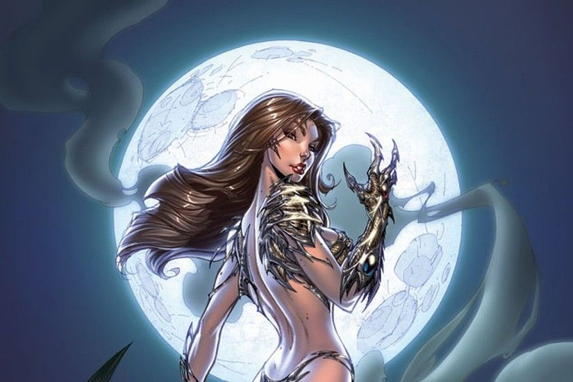 Comics - Witchblade Wallpaper