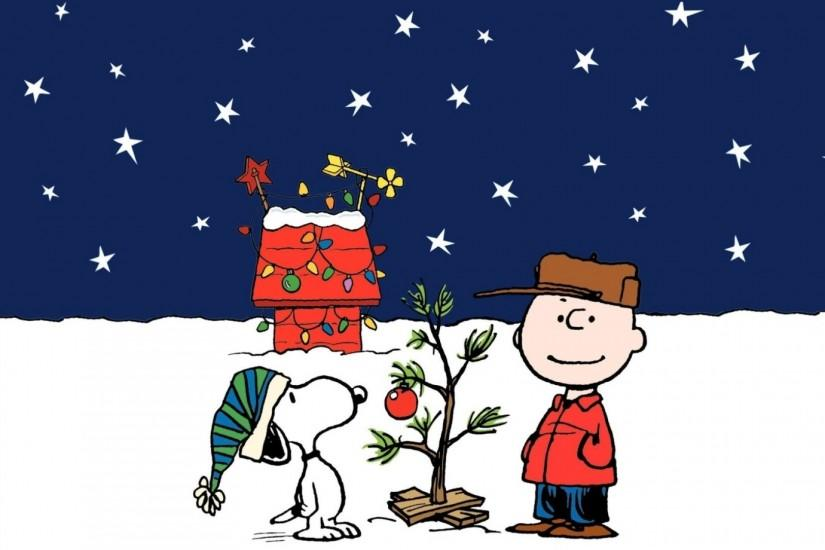 CHARLIE BROWN peanuts comics snoopy christmas gg wallpaper background